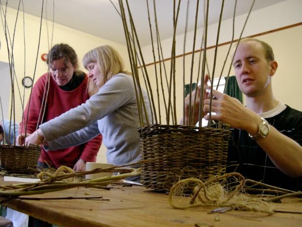 basketmaking class